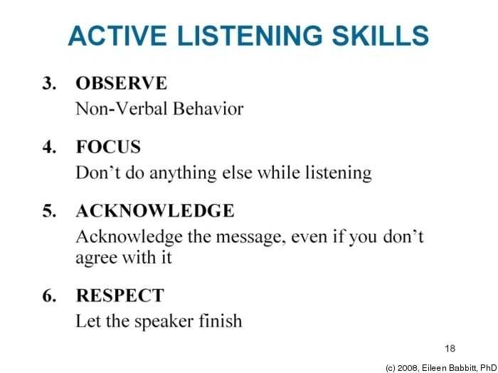 Active Listening Worksheets and 59 Best Active Listening Images On Pinterest