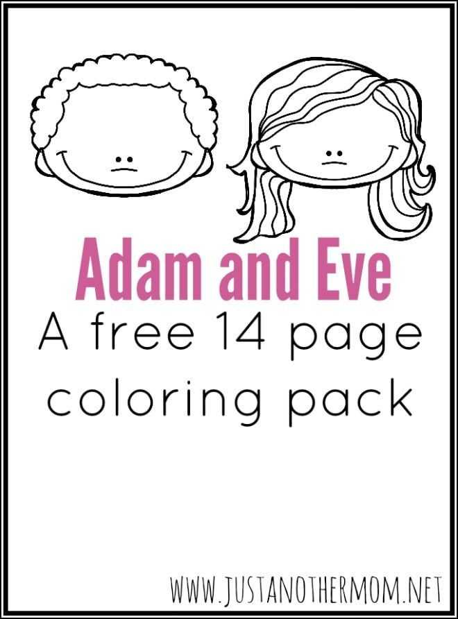 Adam and Eve Worksheets Along with 339 Best Bible Creation Adam & Eve & Family Images On Pinterest