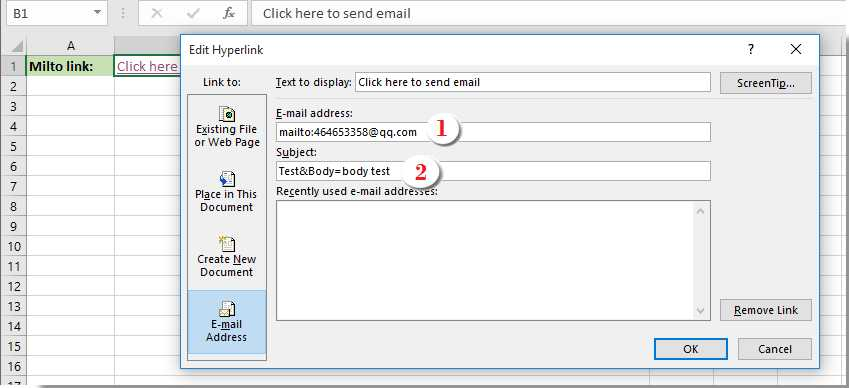 Add Worksheet In Excel Also How to Add New Line to Email Body In Mailto Hyperlink In Excel