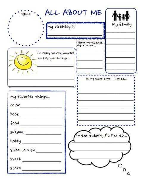 All About Me Worksheet Middle School Pdf together with 638 Best Portfolio Images On Pinterest