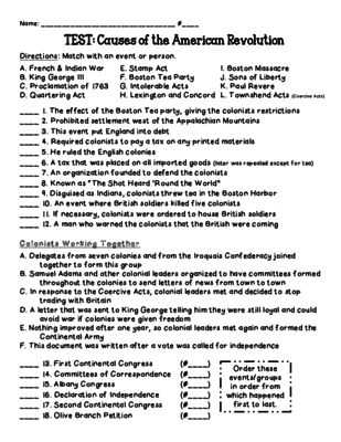 America the Story Of Us Revolution Worksheet Answer Key Along with 185 Best Revolutionary War Images On Pinterest