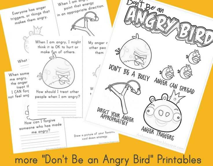 Anger Management Worksheets for Kids as Well as 24 Best Books for Kids to Read to Help with their Anger issues