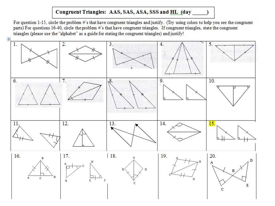 Asa and Aas Congruence Worksheet Answers together with Congruent Triangles Aas Hl Worksheet Answers the Best Worksheets