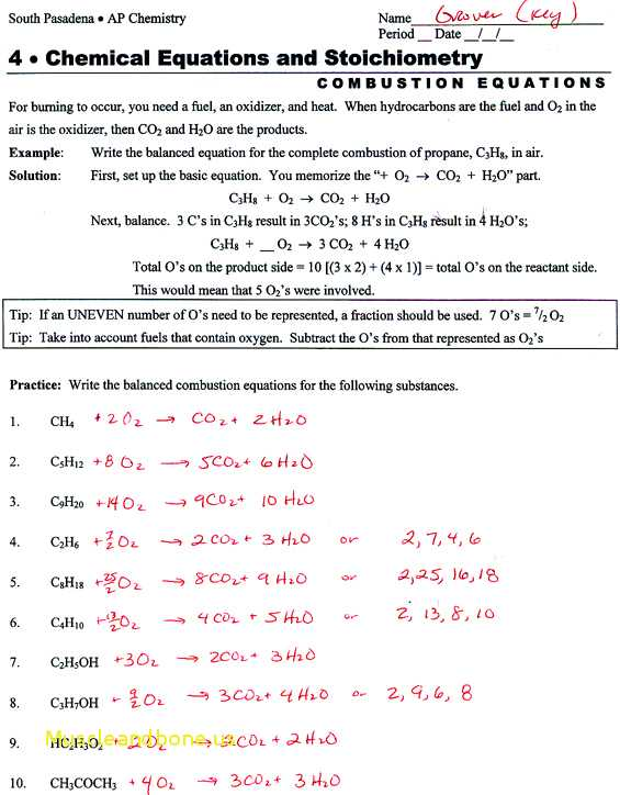 Balancing Chemical Equations Worksheet Along with Simple Word Equations for Chemical Reactions Worksheet Lovely How to