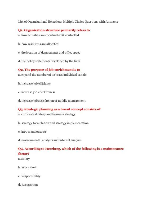 Big Business and Labor Worksheet Answer Key Along with Multiple Choice Questions with Answers