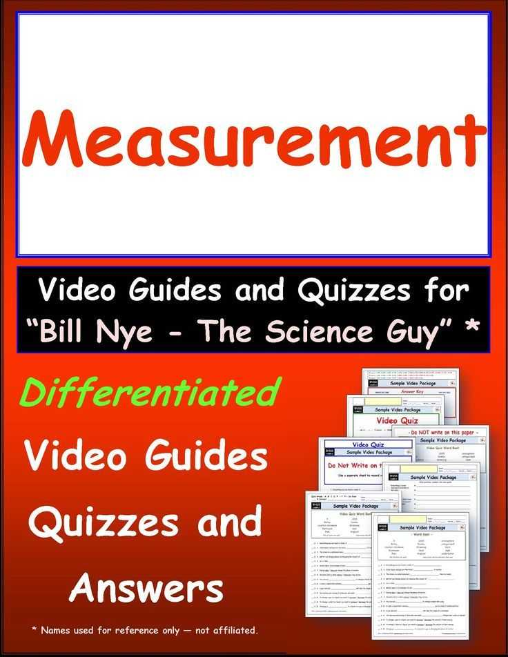 Bill Nye Genes Video Worksheet Answers Along with 449 Best Bill Nye the Science Guy Video Follow A Long Sheets Images
