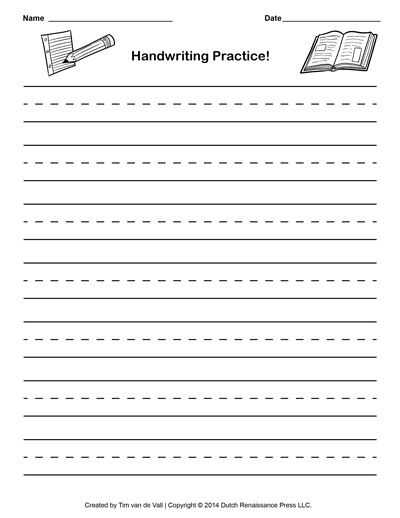 Blank Handwriting Worksheets Along with Cursive Writing Paper Template Guvecurid