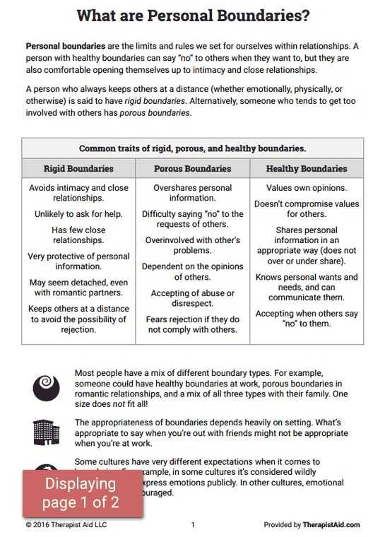 Boundaries Activities Worksheets Along with 536 Best therapy Ideas Co Occurring Disorders Images On Pinterest