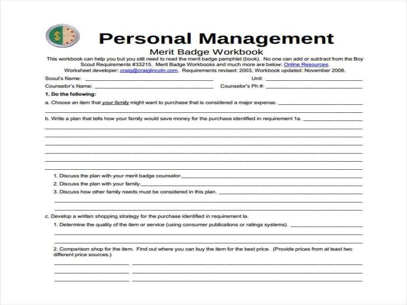 Boy Scout Merit Badge Worksheets with Best Cooking Merit Badge Worksheet Fresh Boy Scout Merit Badge