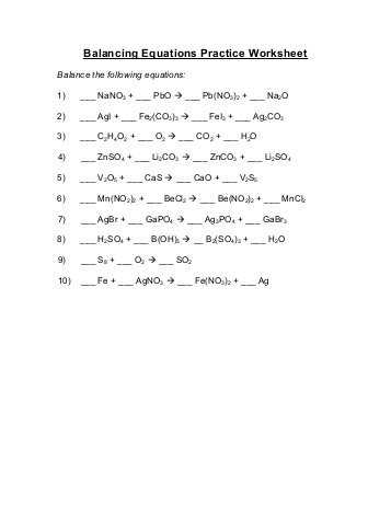 Calculating force Worksheet Answers Also Worksheets 44 Inspirational Balancing Equations Worksheet Answers Hi