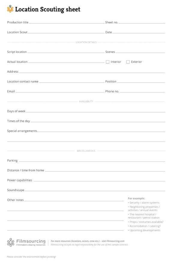 Catering Contract Worksheet with 36 Best Making Production Document Templates Images On Pinterest
