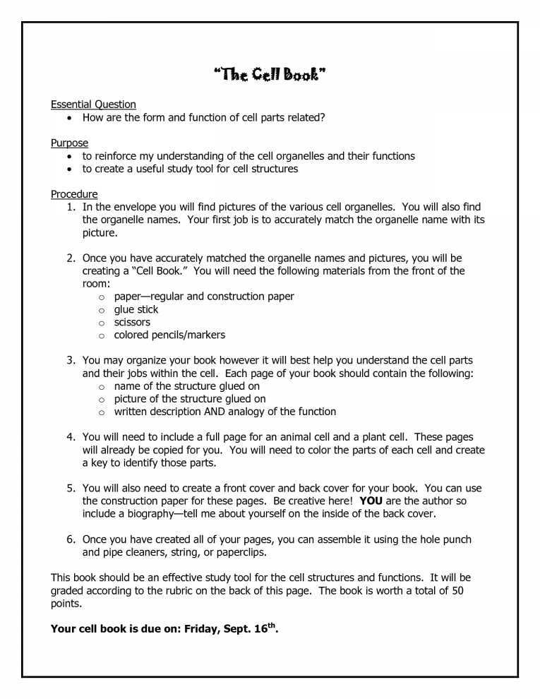 Cell organelles and their Functions Worksheet Answers or Lovely Cell organelles Worksheet New Worksheet Templates Osmosis