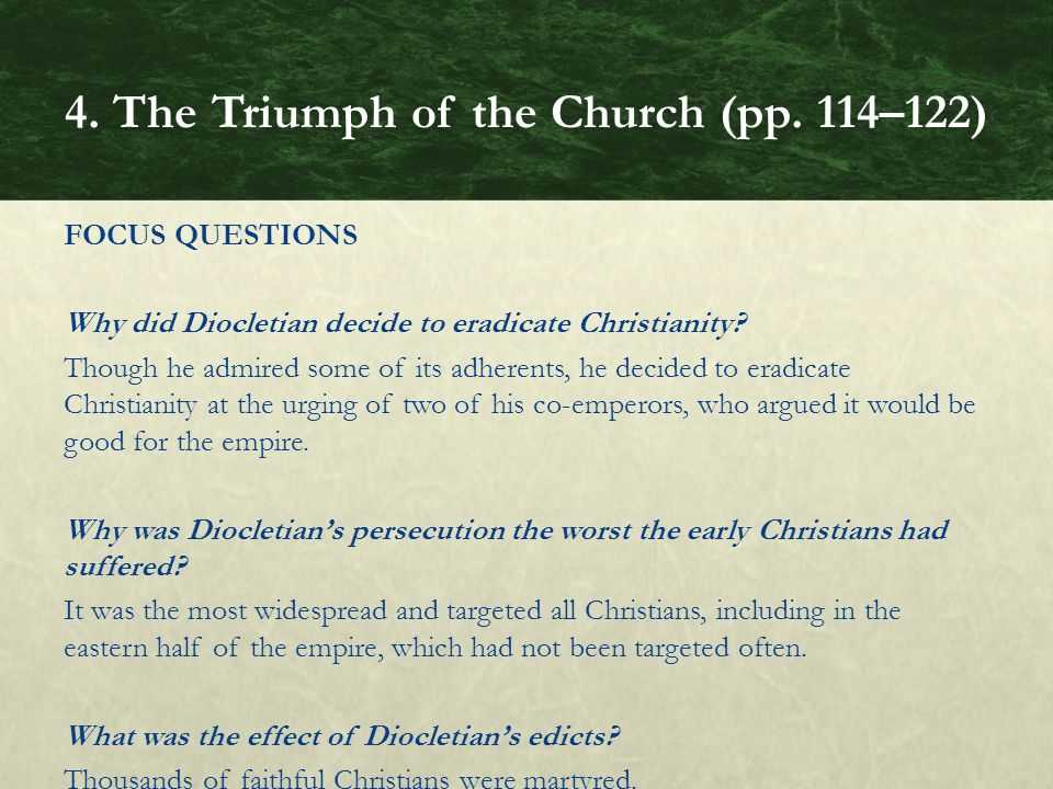 "Chapter 6 Ancient Rome and Early Christianity Worksheet Answers together with Chapter 3 Persecution Of ""the Way"" Ppt"