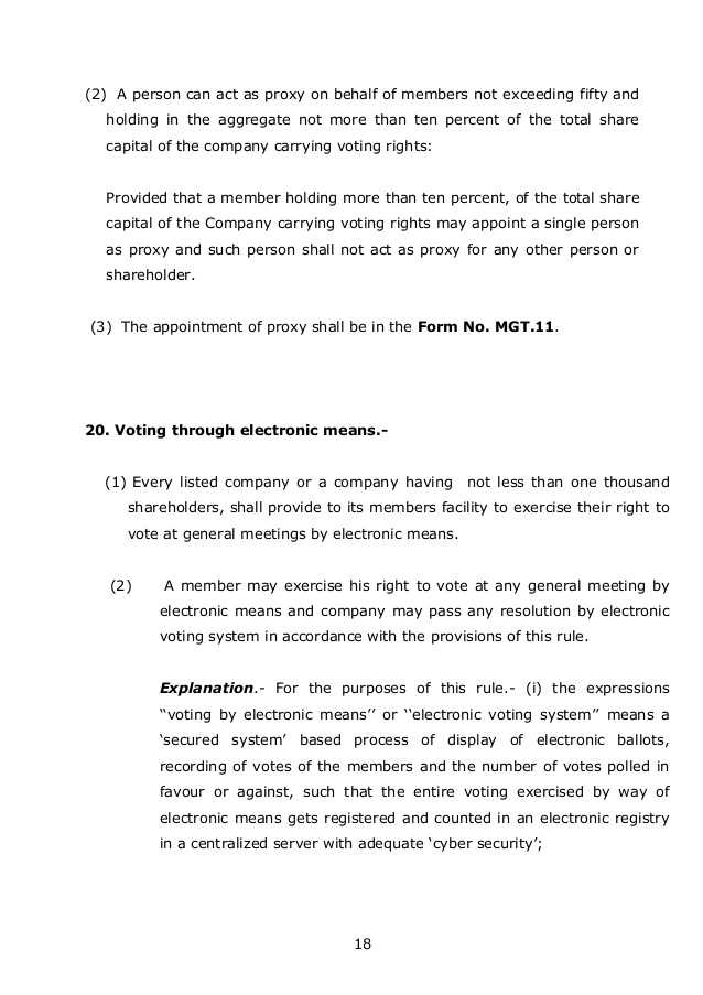 Chapter 7 the Electoral Process Worksheet Answers and the New Panies Law 2013 India Chapter 7 Management and Admini…