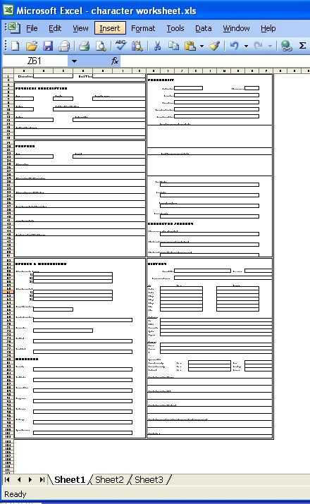 Character Profile Worksheet and 108 Best Character Worksheets Images On Pinterest