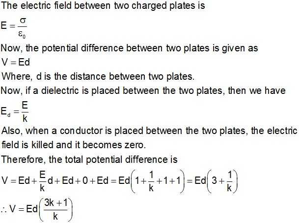 Charge and Electricity Worksheet Answers as Well as Given Two Parallel Conducting Plates Of area A and Charge Densities