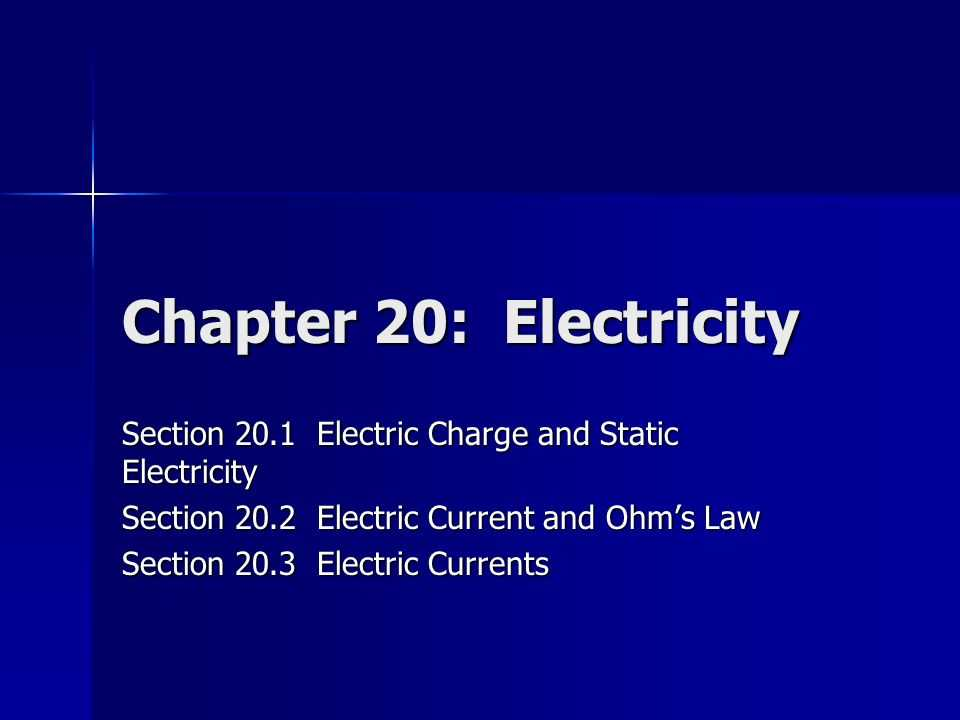 Charge and Electricity Worksheet Answers or Chapter 20 Electricity Section Electric Charge and Static