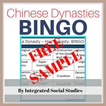 Chinese Dynasties Worksheet Pdf with Chinese Dynasty Projects Teaching Resources