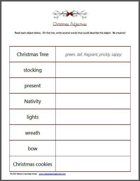 Christmas Handwriting Worksheets or 80 Best Christmas Preschool Activities Images On Pinterest