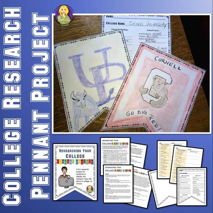 College Research Worksheet for High School Students or 226 Best College and Careers Images On Pinterest