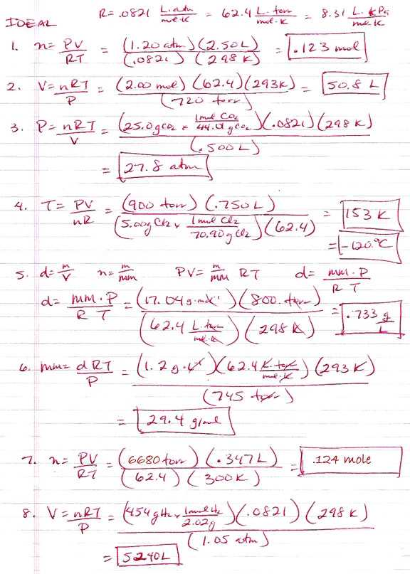 Combined Gas Law Problems Worksheet as Well as Ideal and Bined Gas Laws Worksheet Answers Worksheet