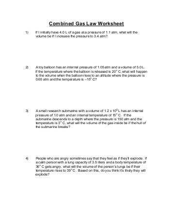 Combined Gas Law Problems Worksheet as Well as Unique Bined Gas Law Worksheet Beautiful Worksheet Templates Gas