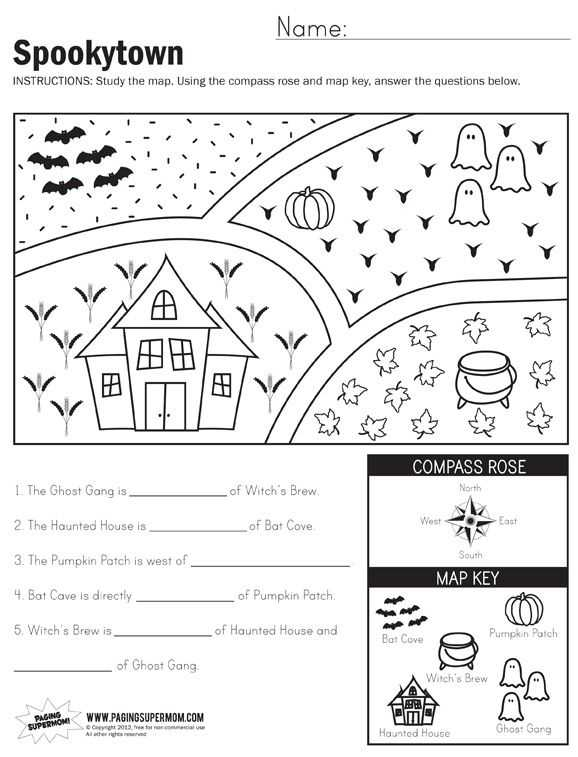 Compass Worksheets for Kids Along with 262 Best School social Stu S Images On Pinterest