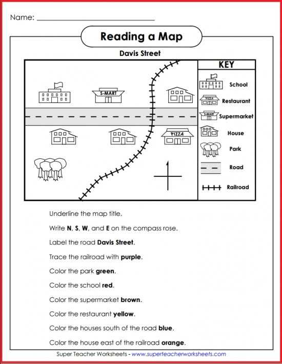 Compass Worksheets for Kids Also 30 Best social Stu S Super Teacher Worksheets Images On