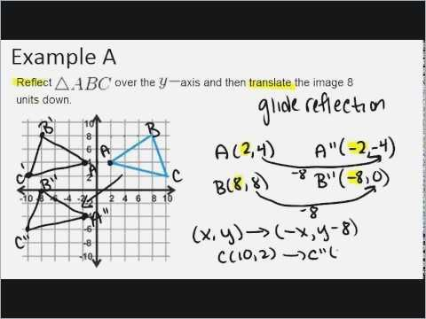 Compositions Of Transformations Worksheet Answers Also 32 Inspirational Positions Transformations Worksheet Answers