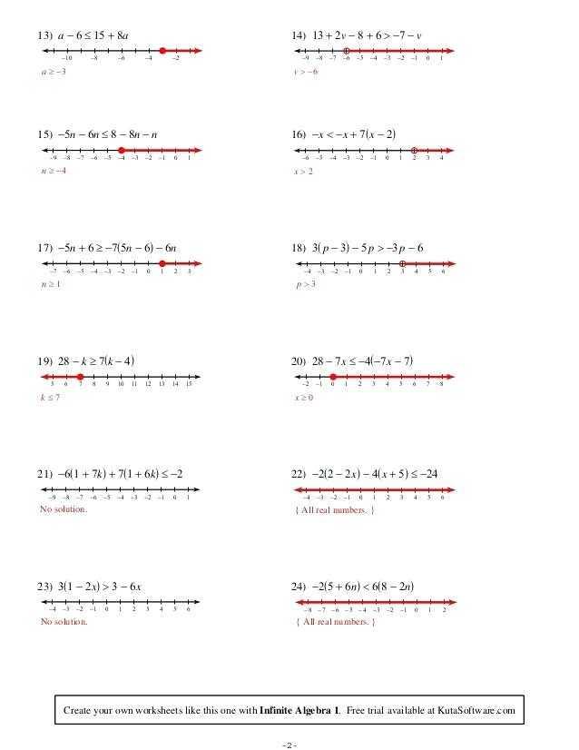 Compound Inequalities Word Problems Worksheet with Answers and Worksheets 40 Best Pound Inequalities Worksheet High