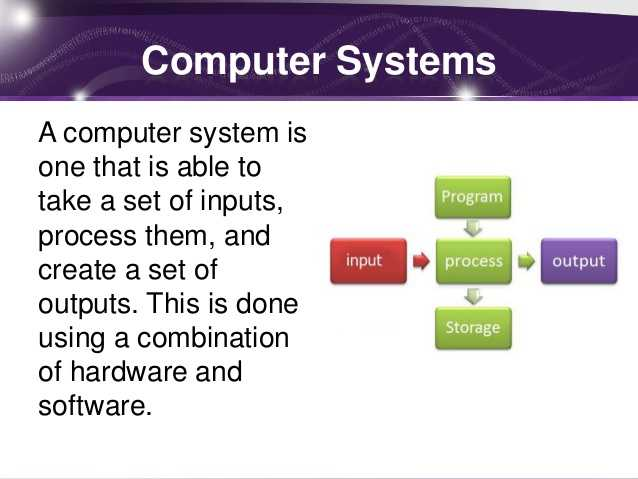 Computer Basics Worksheet Section 8 as Well as Ponents Of A Puter System