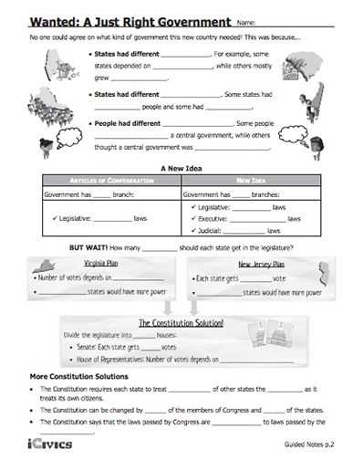 Constitution Worksheet High School and 22 Best Documents Of American History Images On Pinterest