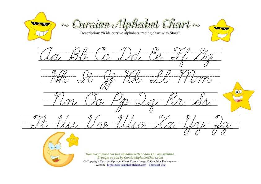 Cursive Alphabet Worksheets Pdf as Well as Cursive Handwriting Worksheets Tracing Worksheets for All