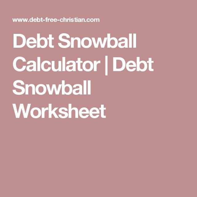 Dave Ramsey Debt Snowball Worksheet together with Besten Debt Snowball Bilder Auf Pinterest