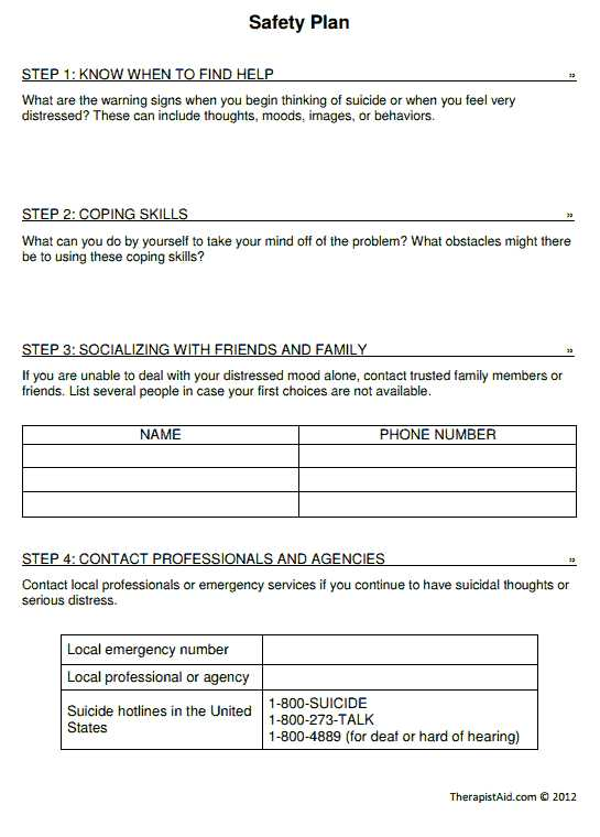 Domestic Violence Safety Plan Worksheet Also Domestic Violence Safety Plan Template Download and Out E Indicators