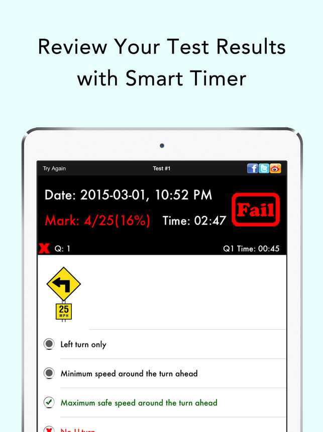 Drivers Ed Chapter 4 Worksheet Answers Also Dmv Hub Permit Practice Test On the App Store