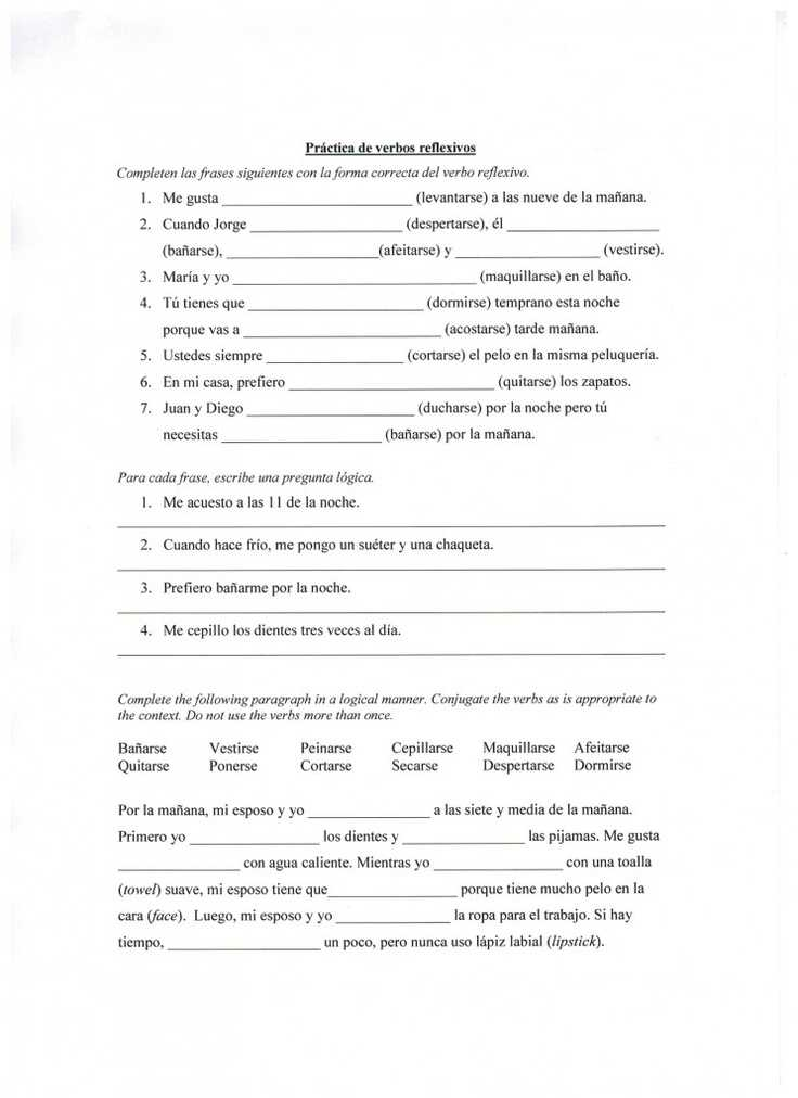 El Verbo Estar Worksheet Answer Key as Well as 840 Best Ele A1 A2 Images On Pinterest