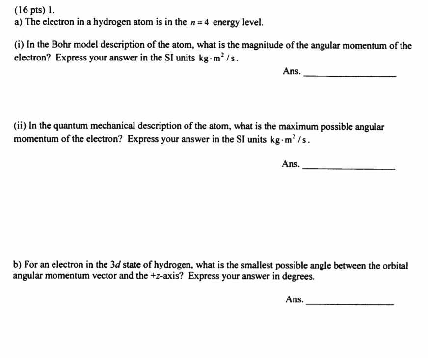 Electron Energy and Light Worksheet Answers with Advanced Physics Archive April 27 2017