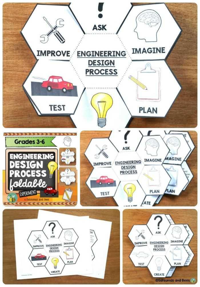 Engineering Design Process Worksheet Answers and Engineering Design Process Stem Interactive Science Notebook