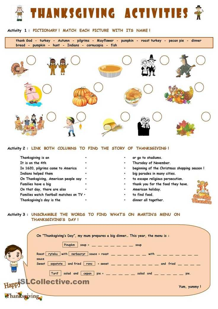 Esl Thanksgiving Worksheets Adults as Well as 563 Best Thanksgiving Images On Pinterest