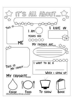 Esl Worksheets for Kids Also 370 Best Activities Images On Pinterest