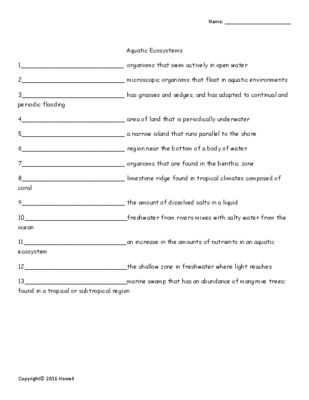 Evolution Vocabulary Worksheet as Well as 12 Best Earth Science Vocabulary Crosswords for Earth Science