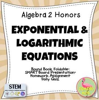 Expanding and Condensing Logarithms Worksheet Along with Logarithmic Foldables Teaching Resources