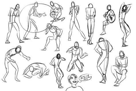 Figure Drawing Proportions Worksheet Also andymom 4
