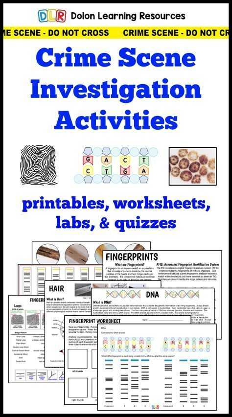 Forensic Science Worksheets Along with 666 Best Teaching forensics Images On Pinterest
