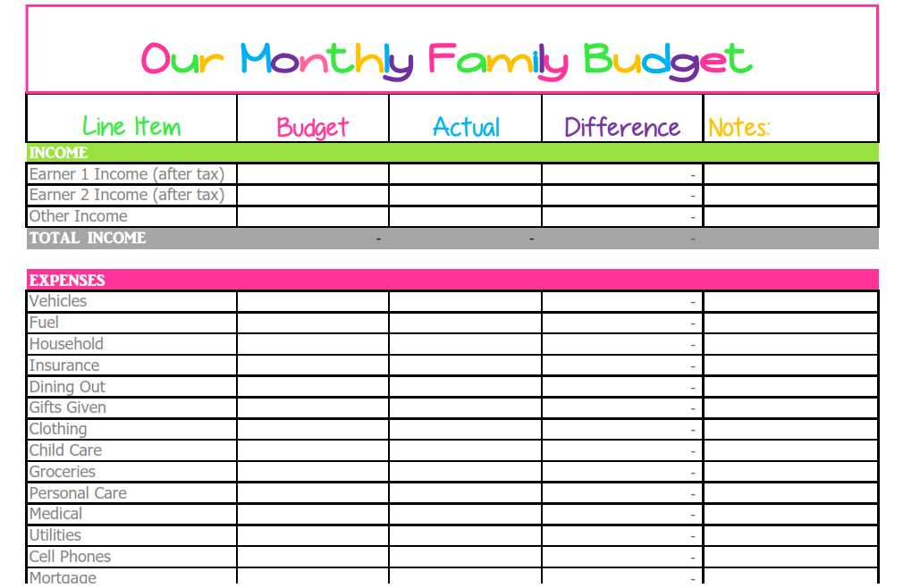 Free Monthly Budget Worksheet as Well as Monthly Bills Bud Worksheet Guvecurid