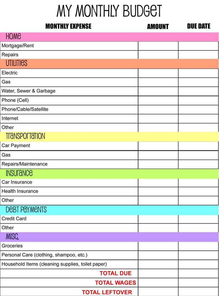 Free Printable Budget Worksheets with 10 Best Writing Planners Images On Pinterest