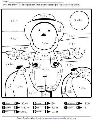 Free Printable Thanksgiving Math Worksheets for 3rd Grade together with 34 Best Halloween Worksheets and Activities Images On Pinterest