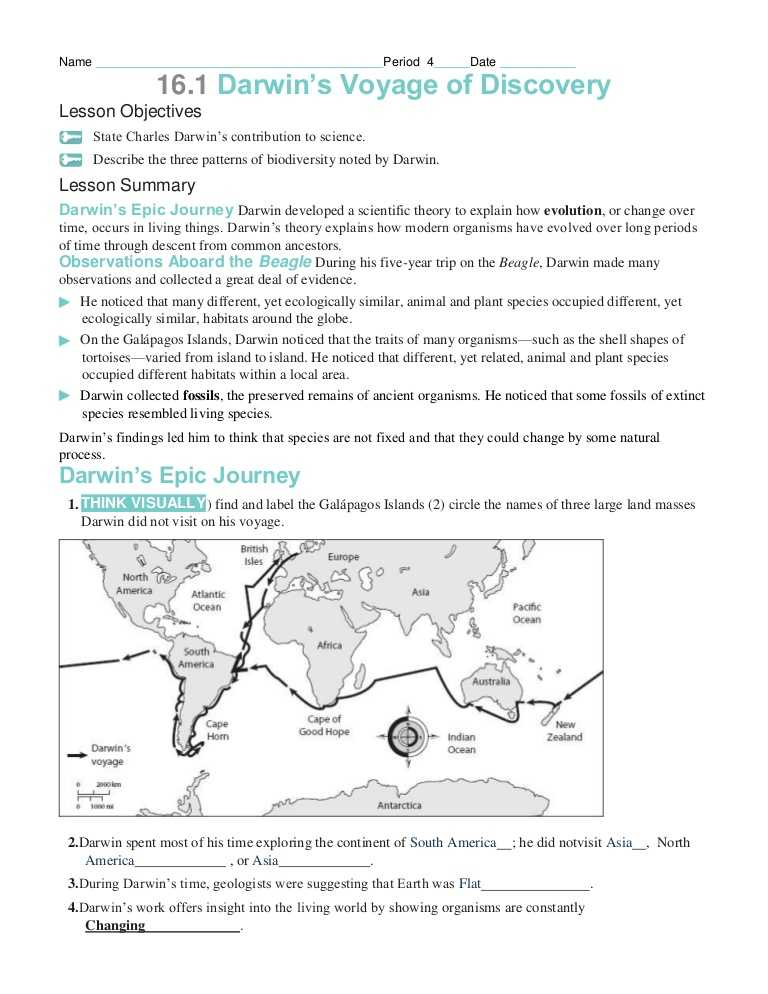 Galapagos island Finches Worksheet Also Chapter16worksheets App01 Thumbnail 4 Cb=